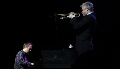 Duet encore w/Chris Botti, King Center, Melbourne FL 4-28-13