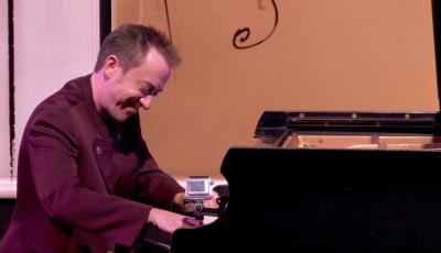 San Diego, CA - KSDS 88.3 JazzLive concert series. April 9, 2013