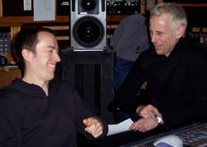 GK & Joe Locke Avatar Studios, NYC 2003