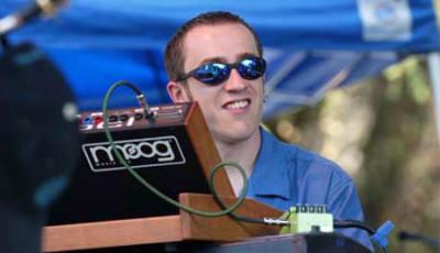 w/ Christian McBride Band, mid-2000's