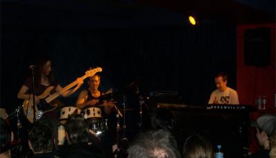 w/ Tal Wilkenfeld & Vinnie Colaiuta, Melbourne Australia. May 2007