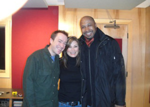 Recording Denise Donatelli's Grammy-nominated CD 'When Lights are Low'